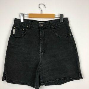 Vintage Nevada High Waisted Shorts Sz 28